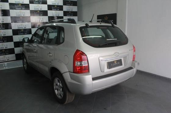 HYUNDAI TUCSON 2011/2012 2.0 MPFI GLS 16V 143CV 2WD GASOLINA 4P AUTOMÁTICO - Foto 7