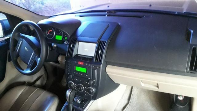 Freelander 2 SD4 S Diesel, 04 bicos injetores Novos, SUV excelente - Foto 7