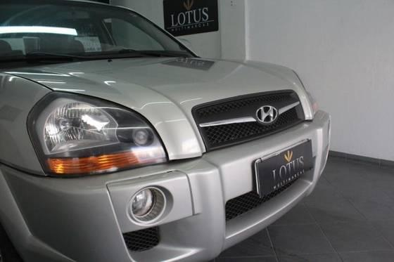 HYUNDAI TUCSON 2011/2012 2.0 MPFI GLS 16V 143CV 2WD GASOLINA 4P AUTOMÁTICO - Foto 4