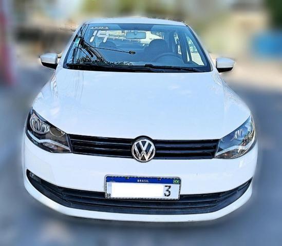 VW - Voyage Trendiline 1.6 - Completo - Flex+GNV ( Excelente P Uber ) 014 - Foto 2