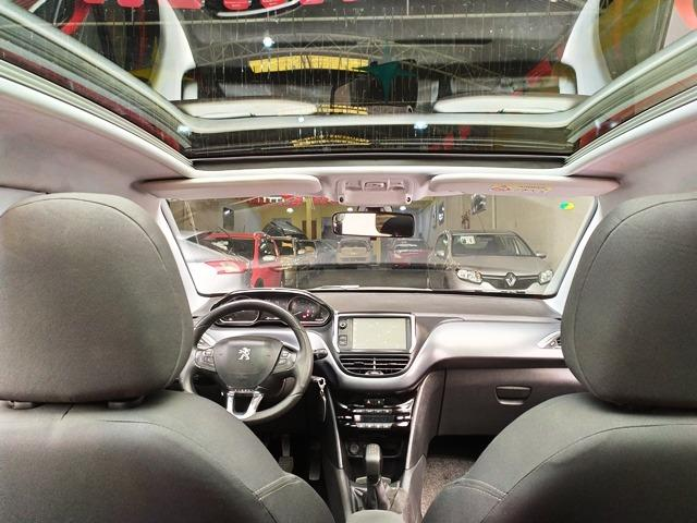 Peugeot 208 1.6 Griffe - 2015 Vermelho - Foto 3