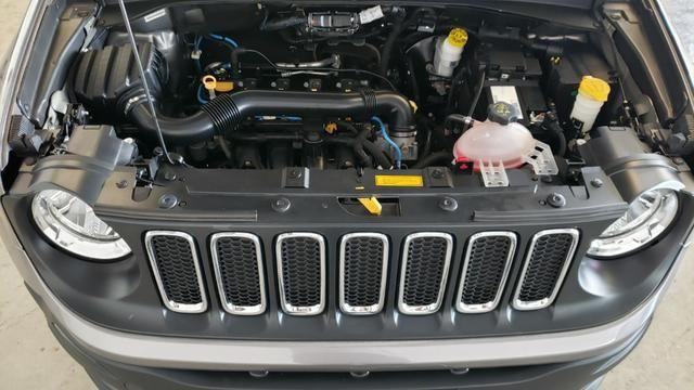 Jeep Renegade Longitude Flex Baixa km - Foto 12