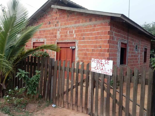 Vendo Casa Tipo Chacara - Foto 5