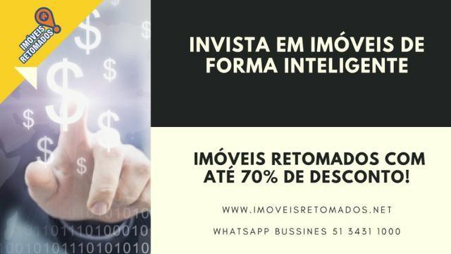 Imóveis Retomados | Casa com área do terreno de 360m2 | São Paulo | Montenegro/RS