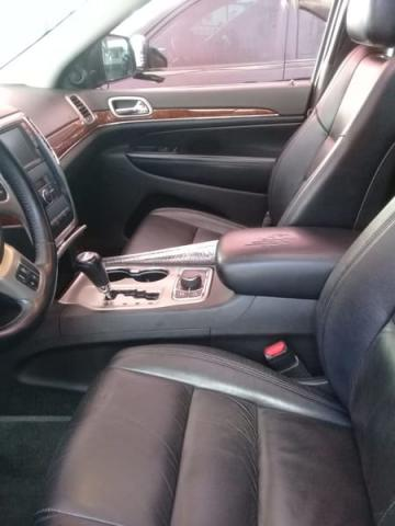 JEEP GRAND CHEROKEE LIMITED 3.6 4X4 V6 AUT. 2012 - Foto 8