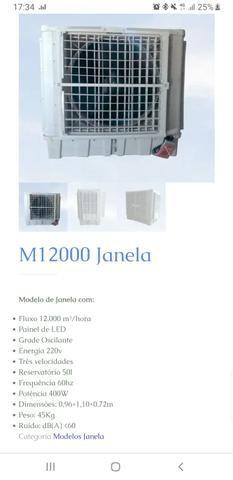 Climatozador Mwm M12000