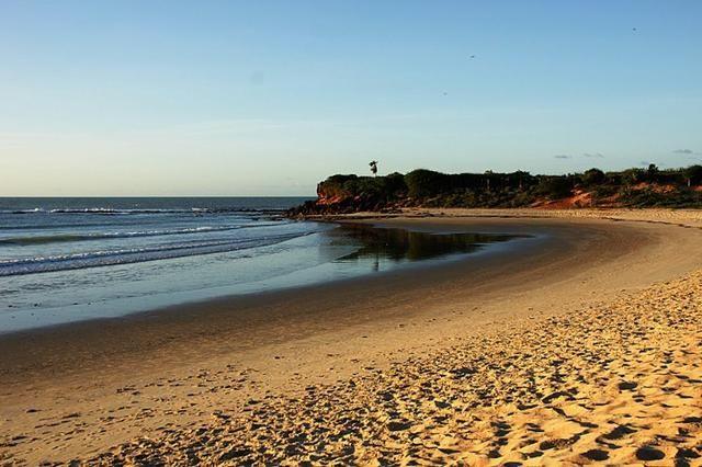 Vendo Área na Beira Mar na Paria de São Miguel do Gostoso - RN - Foto 5
