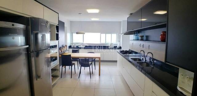 FH - Apartamento Casa do Morro 400 m², 5 suítes, 5 vagas, Frente Mar - Ponta do Farol - Foto 6