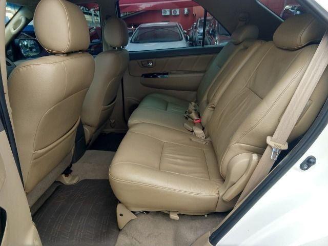 Hilux SW4 Srv Aut Diesel 7L 2012/2012 - Foto 13