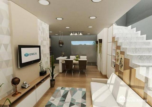 Casa de condomínio à venda com 2 dormitórios cod:CA0169 - Foto 3