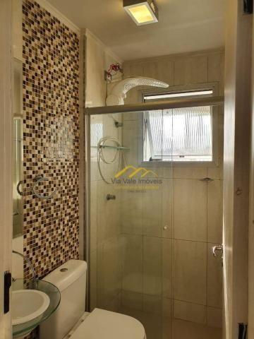 Apartamento com 2 dormitórios à venda, 52 m² por R$ 165.000,00 - Vila Nossa Senhora das Gr - Foto 3