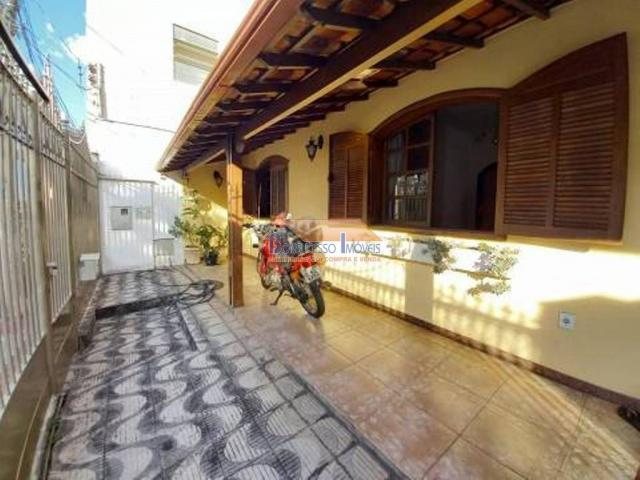 Casa à venda com 3 dormitórios em Caiçara, Belo horizonte cod:45894