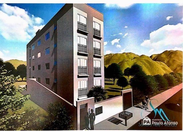 Apartamento à venda com 2 dormitórios em Jardim das azaléias, Poços de caldas cod:AP1592 - Foto 3