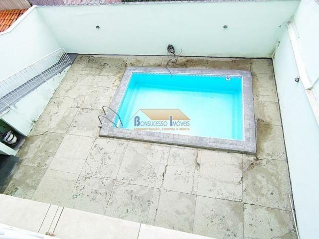 Casa à venda com 3 dormitórios em Caiçara, Belo horizonte cod:45878 - Foto 14
