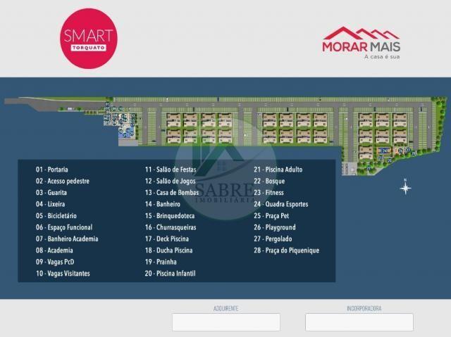 Apartamento 2 quartos novo a venda, Condomínio Smart Torquato, Manaus-AM - Foto 3