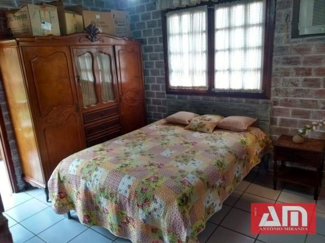 Casa com dois pavimentos, 273 m² em um excelente Condomínio. - Foto 7