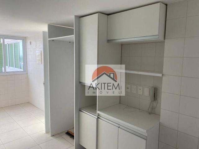 Apartamento com 03 suítes Beira Mar de Olinda - Foto 5