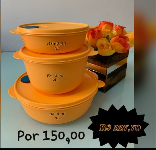 Tupperware parcelado - Foto 5
