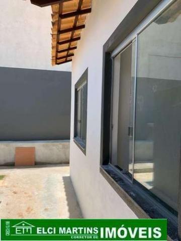 Mateus Leme, Casa no Bairro Imperatriz, com 02 quartos, sala, cozinha, garagem e área priv - Foto 2