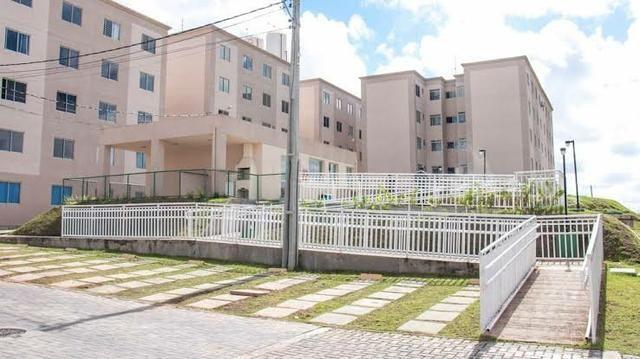 Alugo apartamento 2/4 - Bairro novo - Camaçari