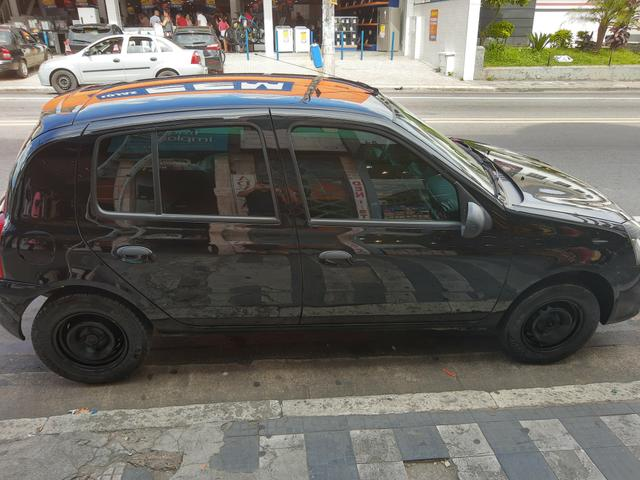 Clio expression 2015 COMPLETO PRA VENDER HOJE