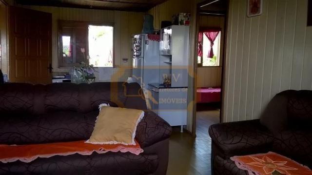 Casa à venda com 2 dormitórios em Alto feliz, Passo de torres cod:236 - Foto 13