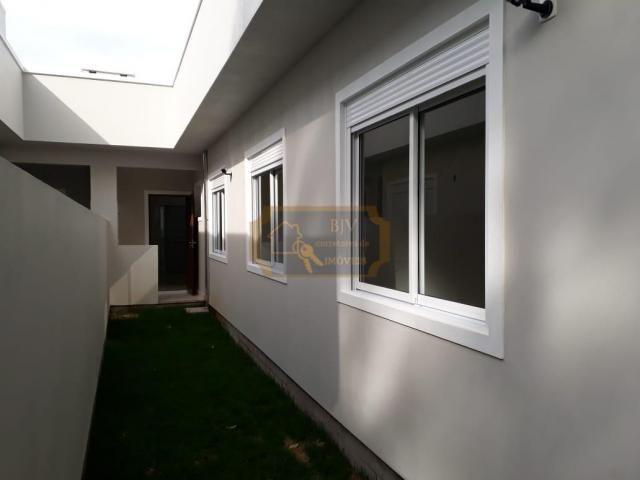 Casa geminada , em bairro planejado 96 m² , 3 dorm , um suíte ,pátio . - Foto 8