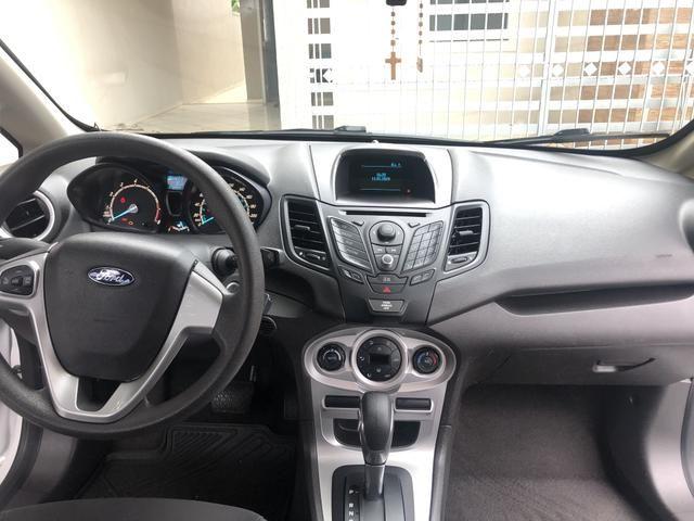 Ford New Fiesta Sendan, 1.6 Flex, Automático, Completo - Foto 7