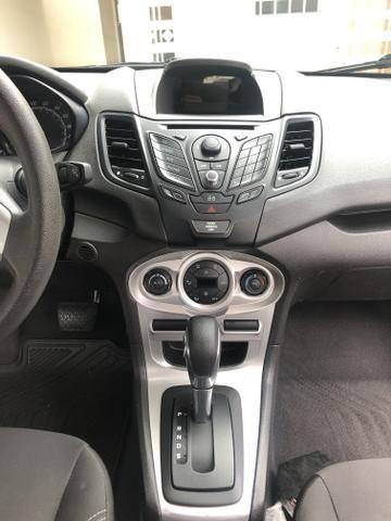 Ford New Fiesta Sendan, 1.6 Flex, Automático, Completo - Foto 8