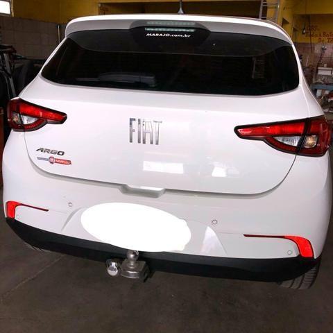 Fiat argo drive GSR 1.3 completo + couro - Foto 2