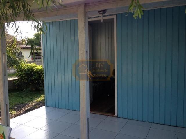Casa à venda com 2 dormitórios em Alto feliz, Passo de torres cod:24 - Foto 2