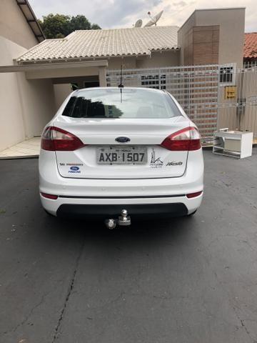 Ford New Fiesta Sendan, 1.6 Flex, Automático, Completo - Foto 4
