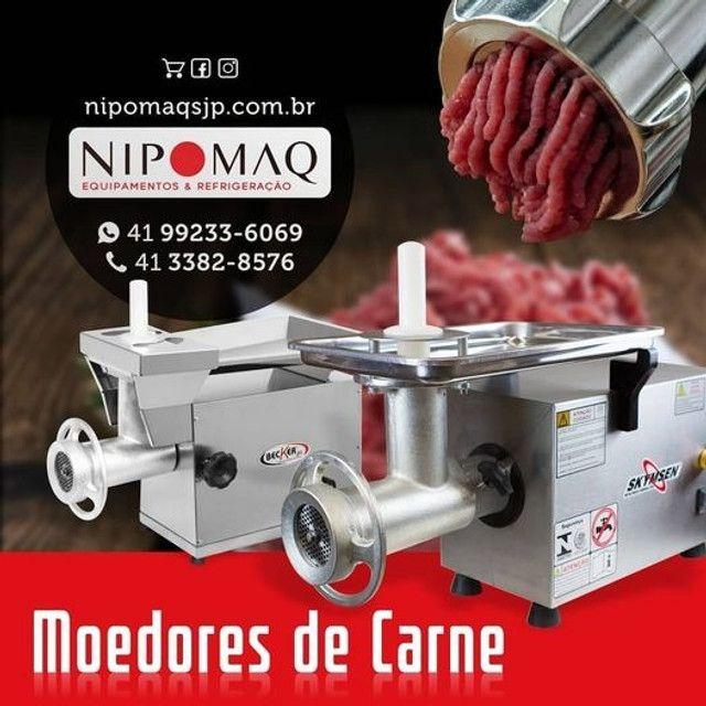 PR-6100 Assador de Carne e Frango Duplo 10 Espetos - Progás - Foto 2