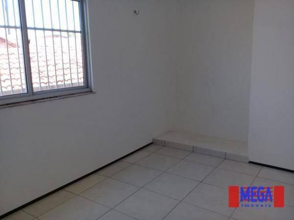Apartamento com 2 dormitórios para alugar, 100 m² por R$ 1.100,00/mês - Amadeu Furtado - F - Foto 13