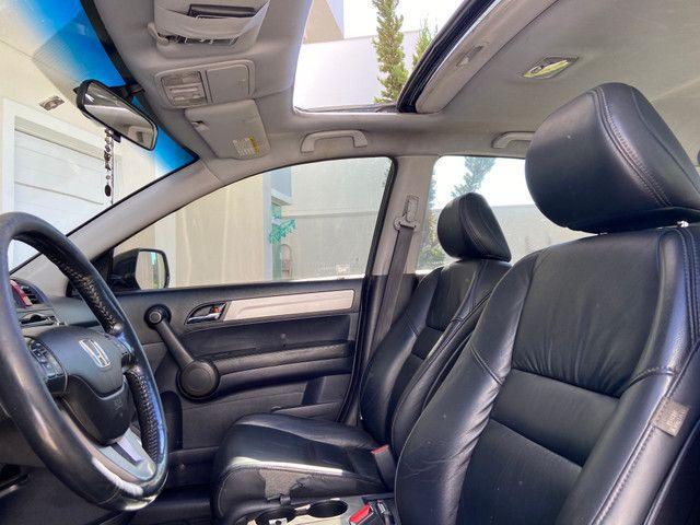 Oportunidade:Vendo ou troco CR-V ELX automática 2011 - Foto 11