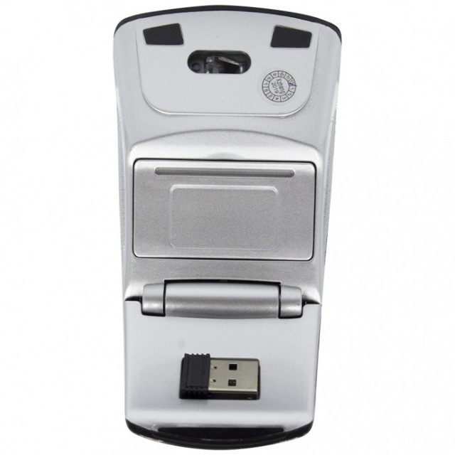 Mouse Sem fio Wifi XZhang - 3200Dpi - Usb 3.0 3 Botoes - Imperium Informatica - Foto 3