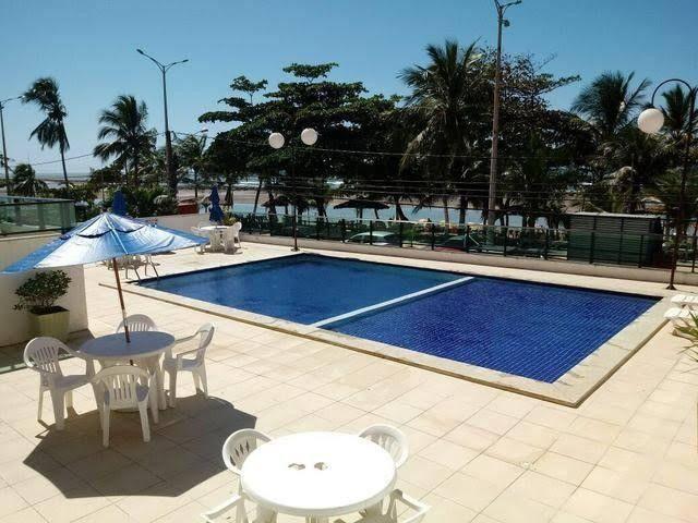 Apartamento na beira mar de Olinda, 3 quartos, móveis planejados, área de lazer - Foto 15