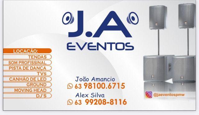 Alugamos Som, Ground, Televisao, Tendas, Iluminação Cênica