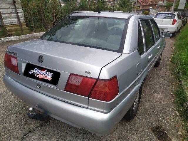 Carro santana 2003 completo financiamos sem entrada (valor real) - Foto 5