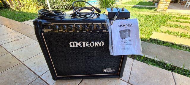 Vendo amplificador METEORO 210-GS NITROUS