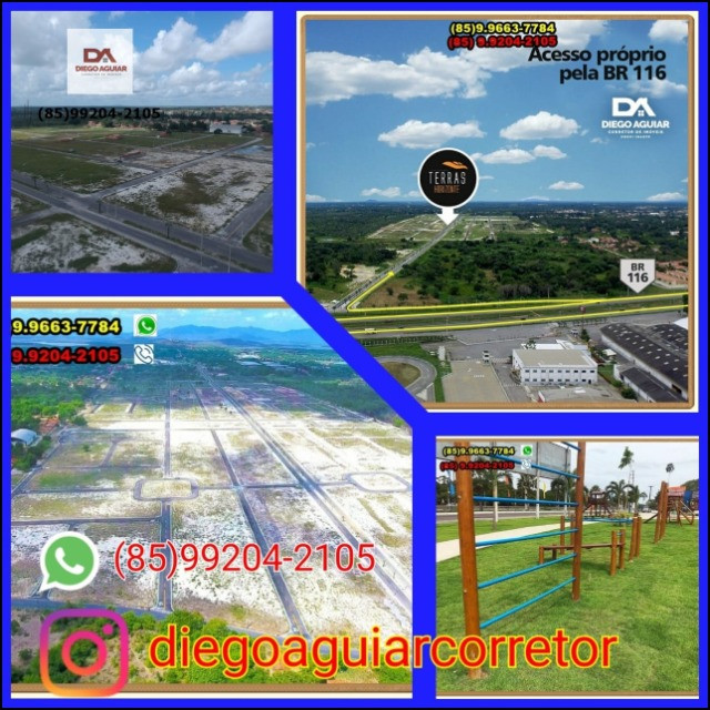 Loteamento Terras Horizonte(Liberado para Construir)<@! - Foto 3