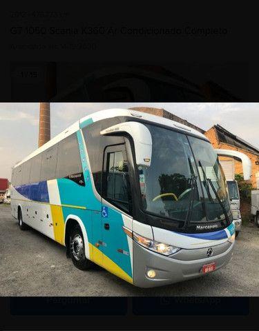 Compre seu Ônibus de forma segura e parcelada.