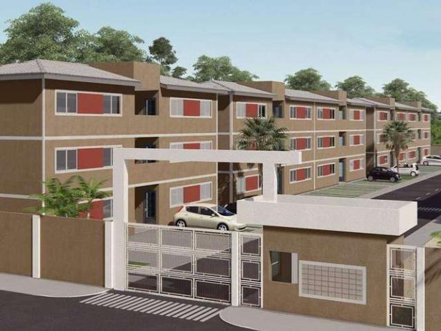 Residencial Alto Maravilha IX - 45 a 47m² - 2 quartos - Luziânia - GO - Foto 15