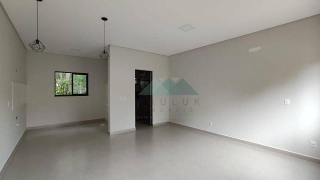 Kitnet com 1 dormitório para alugar, 35 m² por R$ 1.000,00/mês - Parte Norte do Patrimônio - Foto 3