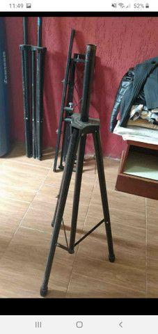 Treliças para Dj goleira galvanizada pedestal  - Foto 3