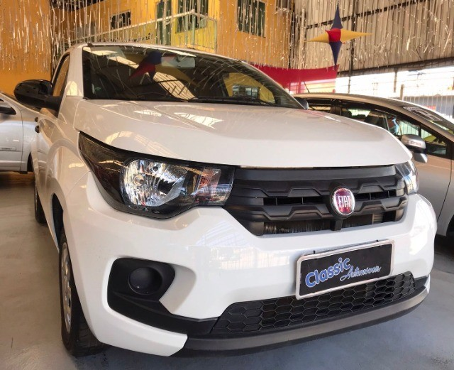 S/Entrada!! Fiat / Moby Easy 1.0 Flex 2018