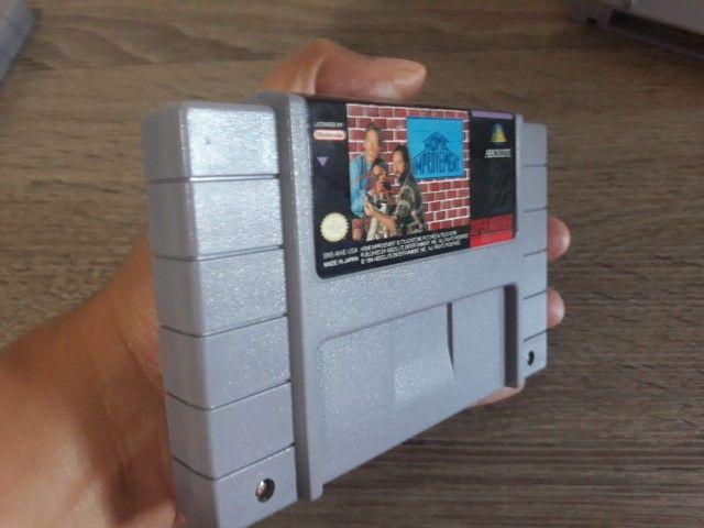 Home Improvement Snes Original Raro Super Nintendo - Foto 5
