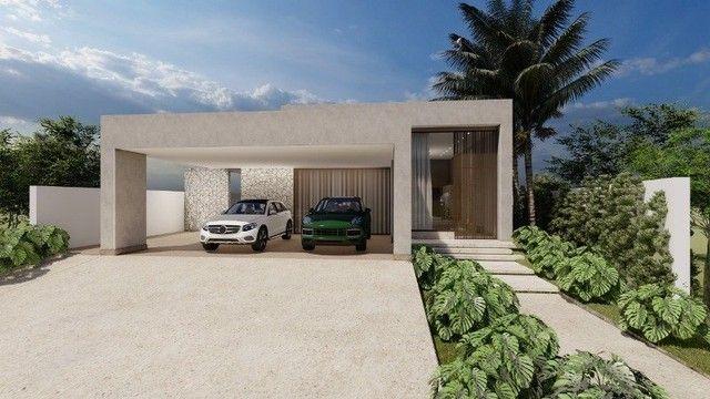 Casa de condomínio Linear 338M² Lote 1.000M² 4 suítes e tudo Mais. Alphaville Lagoa Ingles - Foto 2