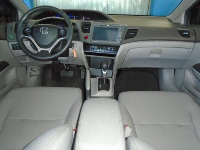 Honda CIVIC LXS 1.8 16V FLEX AUTOMATICO - Foto 3