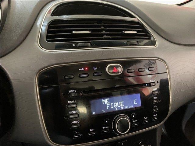 Fiat Punto 2015 1.4 attractive 8v flex 4p manual - Foto 14